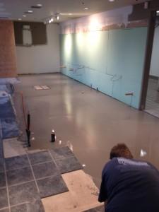 tiling remodeling