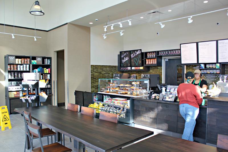 Bathroom remodeling boston ma - New Starbucks In Dedham Massachusetts Jd Contractors Llc
